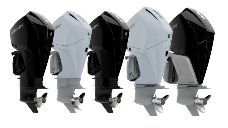 Mercury announces a New Era in FourStroke - releasing NINE  new V-8 and V-6 outboards